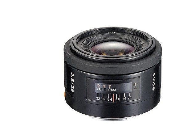 Купить -  Sony 28mm F2.8