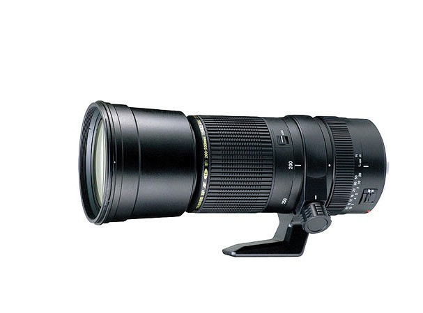 Купить -  Tamron AF SP 200-500mm f/5,0-6,3 Di LD IF (для Canon)