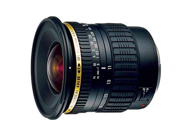 Купить -  Tamron AF SP 11-18mm f4,5-5,6 Di II LD Asp IF (для Canon)
