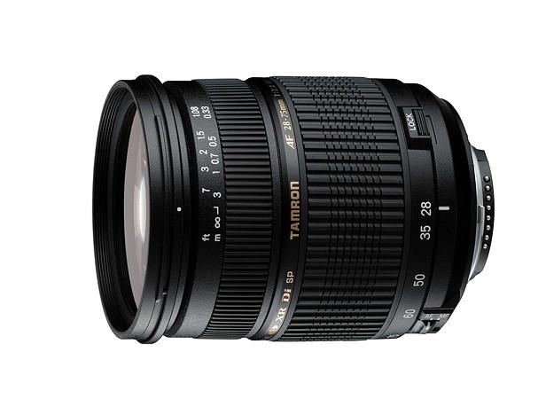 Купить - Tamron Tamron AF 28-75mm f/2,8 XR Di LD Aspherical (IF) Macro (для Nikon)