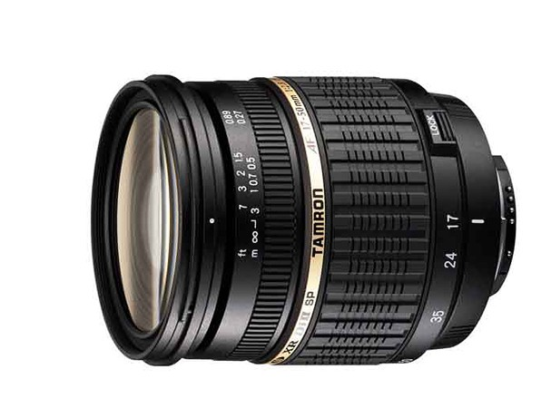 Купить -  Tamron AF SP 17-50mm f/2,8 XR Di-II LD Aspherical IF (для Сanon)