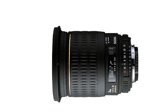 Купить -  Sigma 20 mm f/1.8 EX DG Aspherical RF