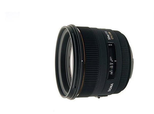 Купить -  Объектив SIGMA AF 50 mm F/1,4 ЕХ DG HSM for Nikon
