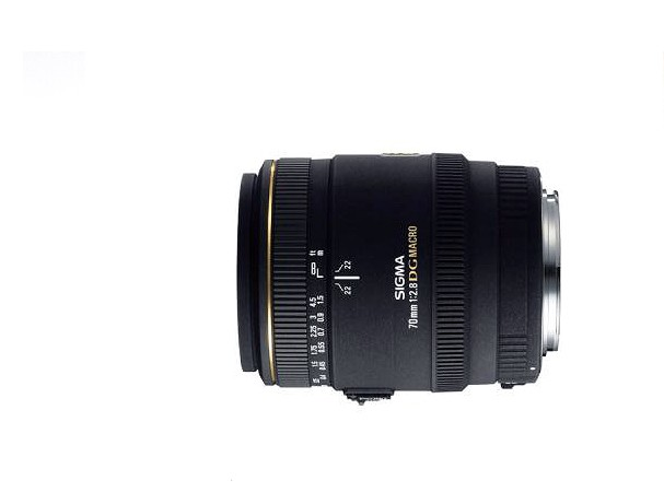 Купить -  Sigma 70 mm f/2.8 EX DG Macro