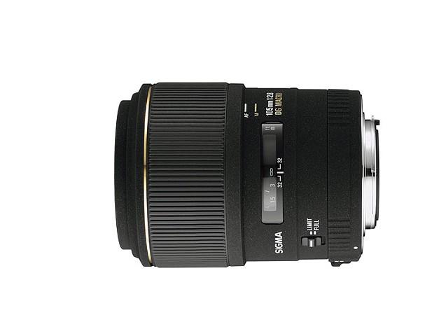 Купить -  Sigma 105 mm f/2.8 EX Macro DG