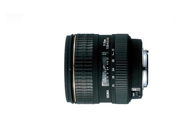 Купить -  Sigma 17-35 mm f/2.8-4.0 EX DG Aspherical HSM