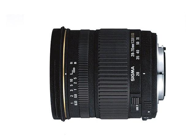 Купить -  Sigma 28-70 mm f/2.8 EX DG