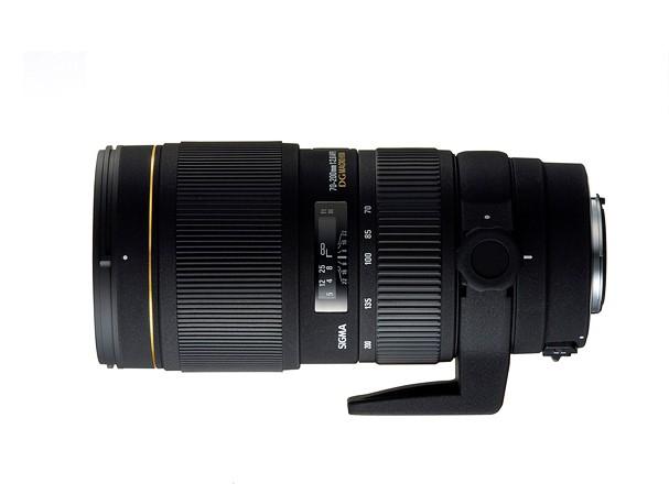Купить -  Sigma 70-200 mm f/2.8 APO EX HSM DG Macro II