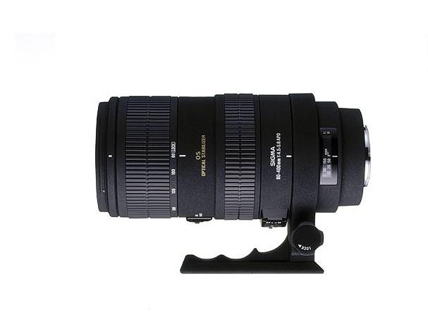 Купить -  Sigma 80-400 mm f/4.5-5.6 EX OS APO