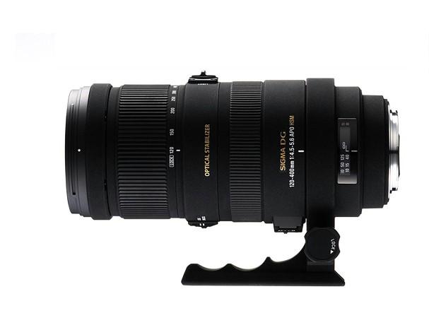 Купить -  Sigma 120-400 mm f/4.5-5.6 APO OS HSM DG