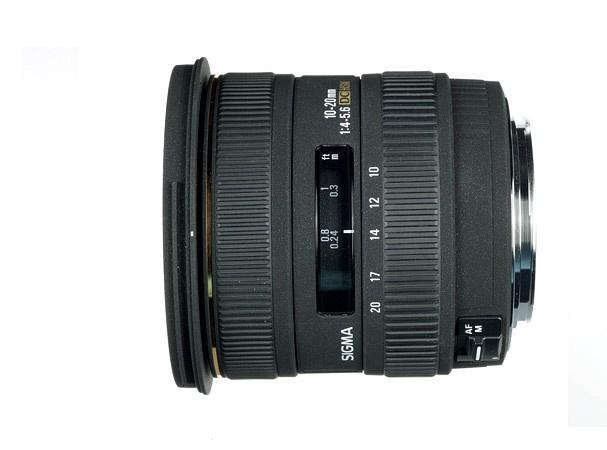 Купить -  Sigma 10-20 mm f/4.0-5.6 EX DC HSM