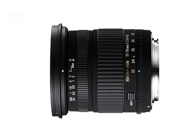 Купить -  Sigma 17-70 mm f/2.8-4.5 DC Macro OS HSM