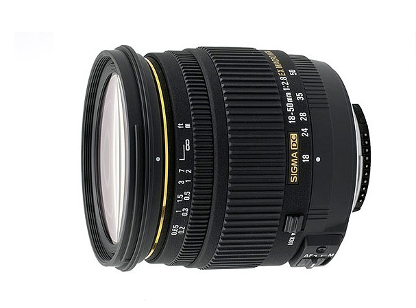 Купить -  Sigma 18-50 mm f/3.5-5.6 DC HSM