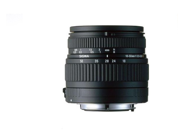 Купить -  Sigma 18-50 mm f/2.8-4.5 DC OS HSM