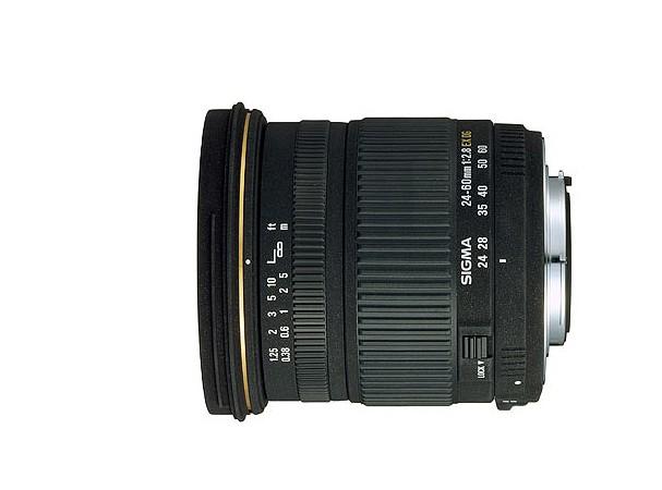 Купить -  Sigma 24-60mm F2.8 EX DG