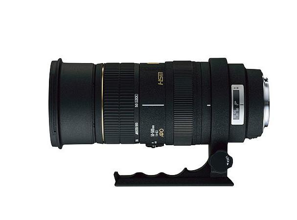 Купить -  Sigma 50-500mm F4-6.3 EX DG HSM