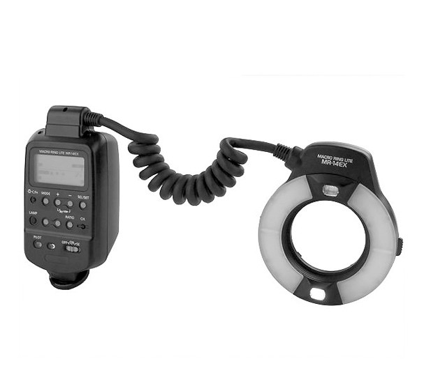 Купить -  Canon Macro Ring Lite MR-14 EX II (9389B003AA)
