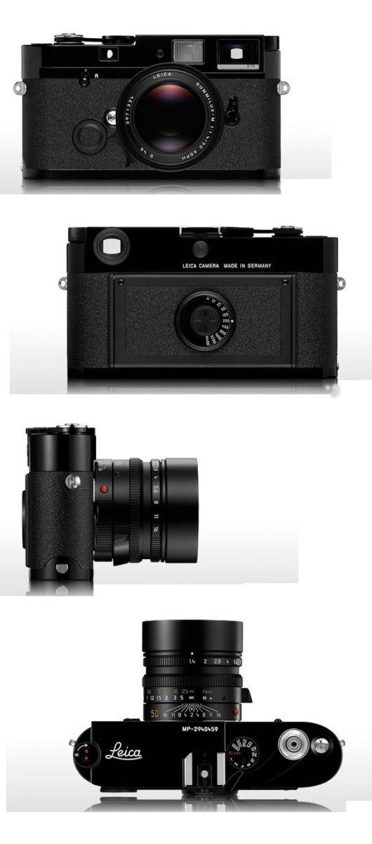 Купить -  LEICA MP 0.72 black