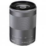 Фото - Canon Объектив Canon EF-M 55-200 f/4.5-6.3 IS STM SILVER (Официальная гарантия)