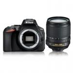Фото - Nikon Фотоаппарат Nikon D5600 + 18-105VR (VBA500K003) Официальная гарантия!!!