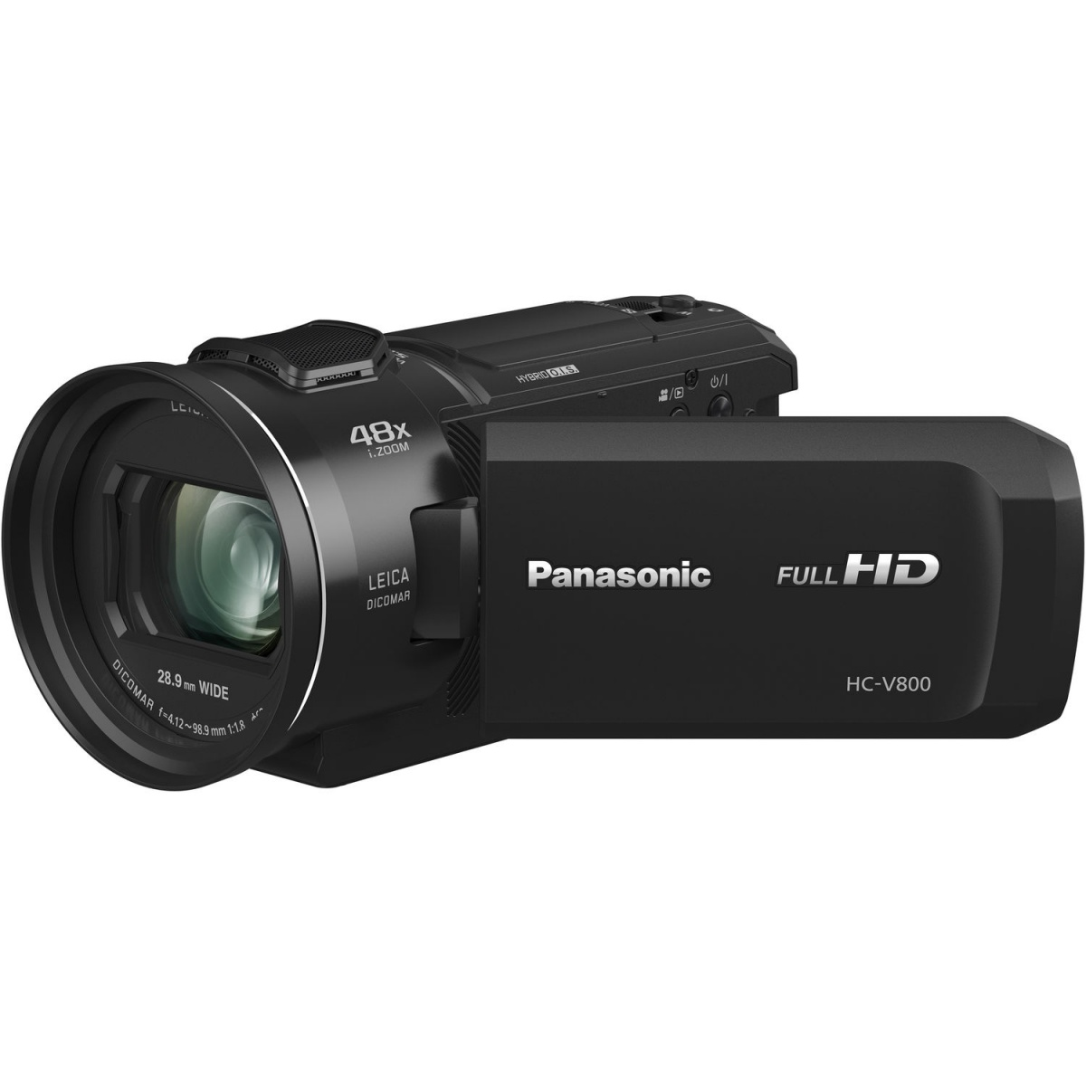 Купить - Panasonic Panasonic HC-V800 (HC-V800EE-K)