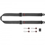 Фото - Peak Design Ремень Peak Design SlideLITE Camera Strap Black (SLL-BK-3)