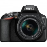 Фото - Nikon Nikon D3500 + AF-P 18–55 non VR (VBA550K002)