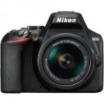 Фото - Nikon Фотоаппарат Nikon D3500 + AF-P 18–55 non VR (VBA550K002)