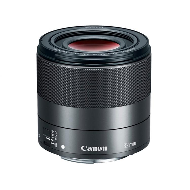Купить - Canon Canon EF-M 32mm f/1.4 STM (Официальная гарантия)