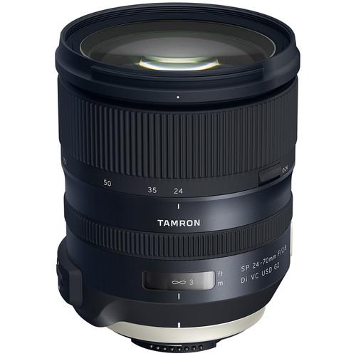 Купить - Tamron  Tamron SP 24-70mm f/2.8 Di VC USD G2 Lens for Canon EF