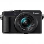 Фото - Panasonic Фотоаппарат Panasonic LUMIX DMC-LX100 M2 black (DC-LX100M2EE)
