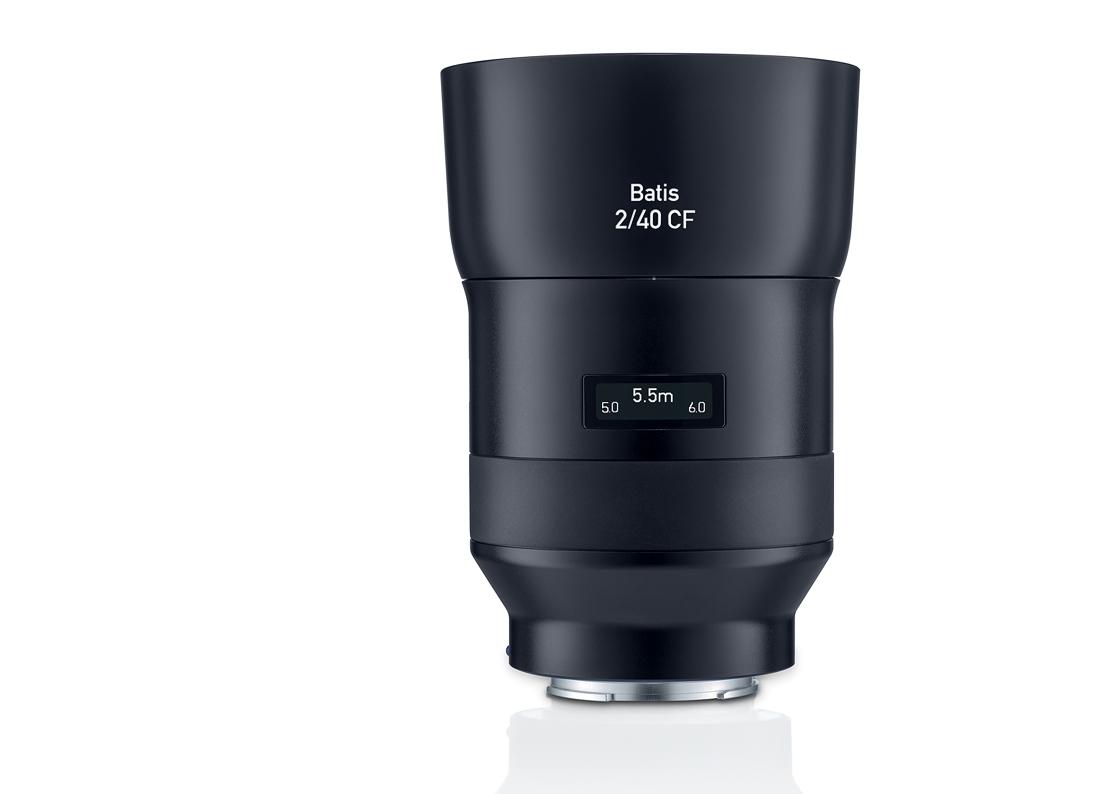 Купить - ZEISS  ZEISS Batis 2/40 CF E - автофокусный объектив с байонетом Sony E Mount