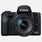 Фото - Canon Canon EOS M50 + 18-150 IS STM Kit Black (Официальная гарантия)