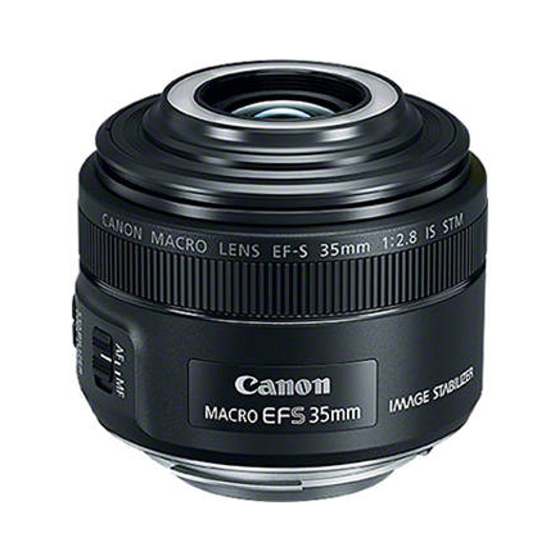 Купить - Canon Canon EF-S 35mm f/2.8 Macro IS STM (EU)