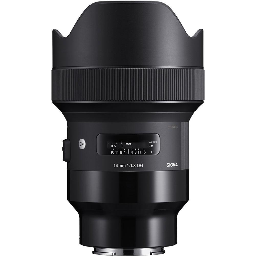 Купить - Sigma Sigma 14mm F1.8 DG HSM Art (Sony E)