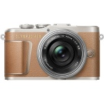Фото - Olympus Olympus E-PL9 14-42mm Pancake Zoom Kit Brown/Silver (V205092NE000)