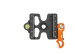 Фото - 3 LEGGED THING Cъемная платформа с быстросъемным механизмом 3 LEGGED THING Switch Clamp, стандарт Arca Swiss (Switch-CL)