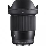 Фото - Sigma Sigma 16mm F1.4 DC DN Contemporary (Micro 4/3)