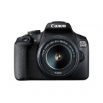 Фото - Canon Фотоаппарат Canon EOS 2000D kit EF-S 18-55 DC III Black (Официальная гарантия)