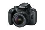 Фото - Canon Фотоаппарат Canon EOS 4000D kit EF-S 18-55 DC III (Официальная гарантия)