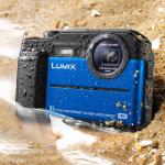 Фото Panasonic Panasonic LUMIX DC-FT7EE-A Blue + Подарочный сертификат 500 грн