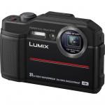 Фото - Panasonic Panasonic LUMIX DC-FT7EE-K Black + Подарочный сертификат 500 грн