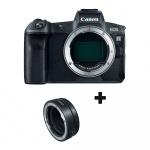 Фото - Canon Фотоаппарат Canon EOS R + MT ADPT EF-EOS R