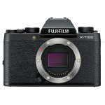 Фото -  Цифровая фотокамера Fujifilm X-T100 Body Black