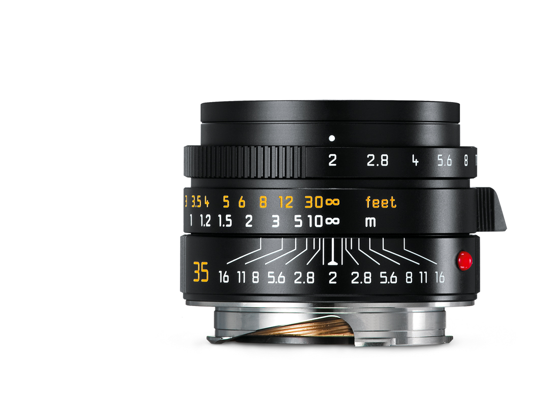 Купить -  LEICA SUMMICRON-M 35 f/2 ASPH, black anodized finish ( 11673 )