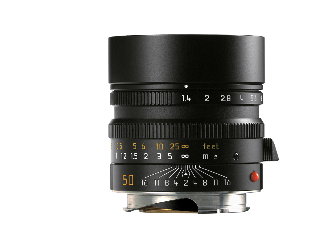 Купить -  LEICA SUMMILUX-M 50 f/1.4 ASPH, black anodized finish ( 11891 )