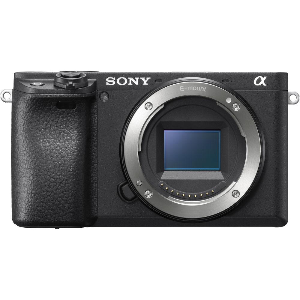 Купить - Sony Sony Alpha a6400 Body (ILCE6400B.CEC)