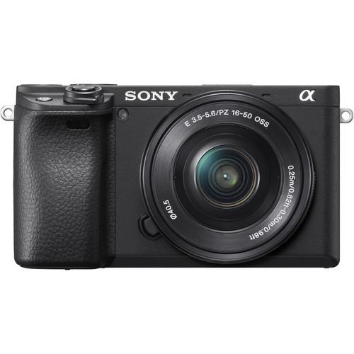 Купить - Sony Sony Alpha a6400 + 16-50mm f/3.5-5.6 OSS Kit (ILCE6400LB.CEC)
