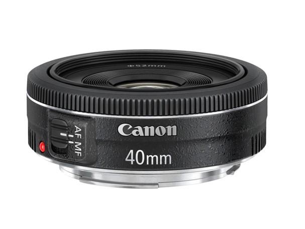 Купить - Canon Canon EF 40mm f/2.8 STM (Официальная гарантия)