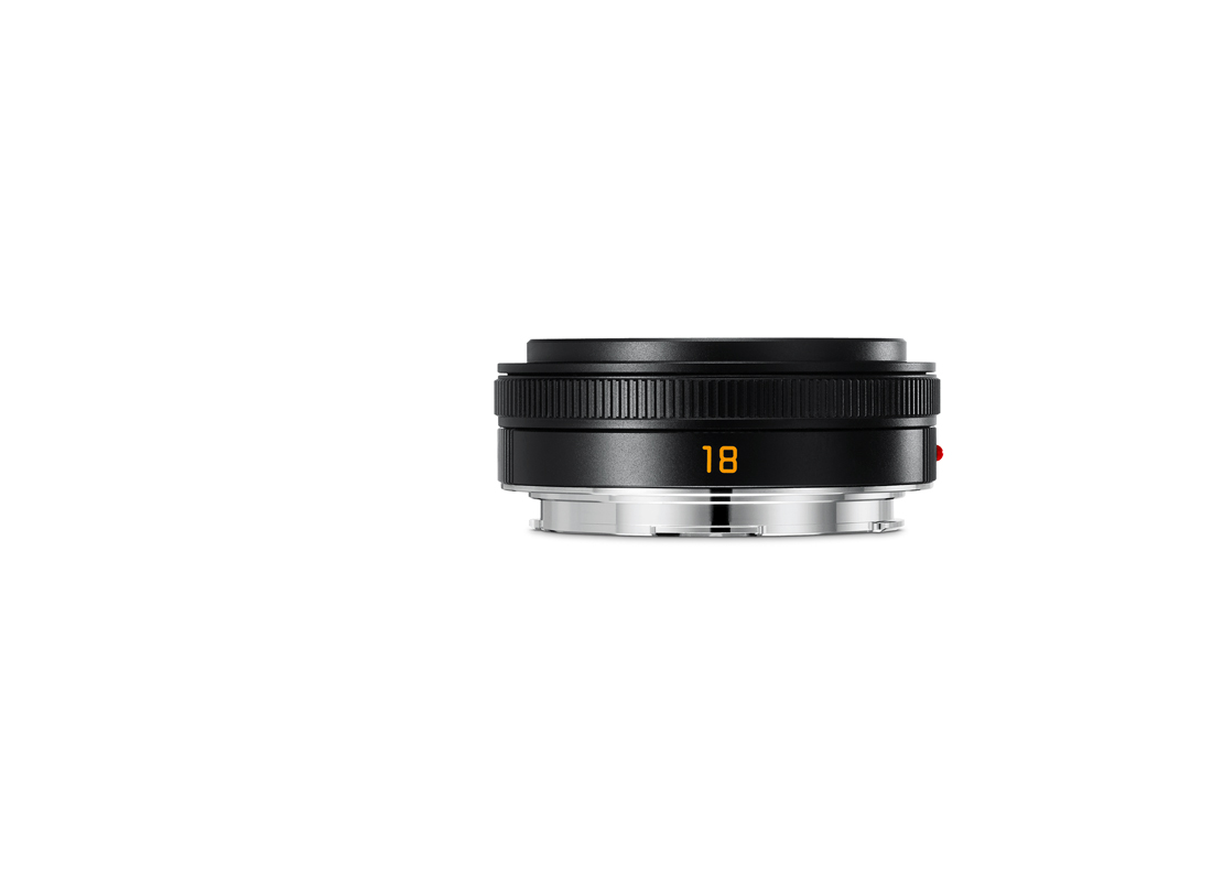 Купить -  LEICA ELMARIT-TL 18  f/2.8 ASPH, black anodized finish ( 11088 )